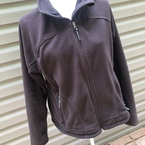 Brown Jacket Free Country size Large